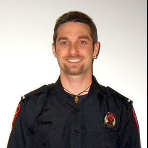 Pompier caserne 31 Maxime D_Amour