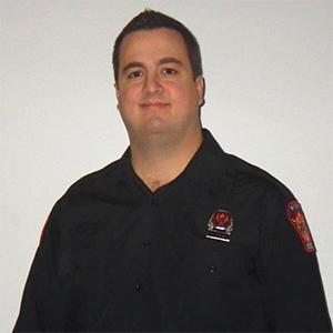 Pompier caserne 32 Jean-Francois Houde