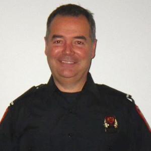 Pompier caserne 34 Jean-François Boulay